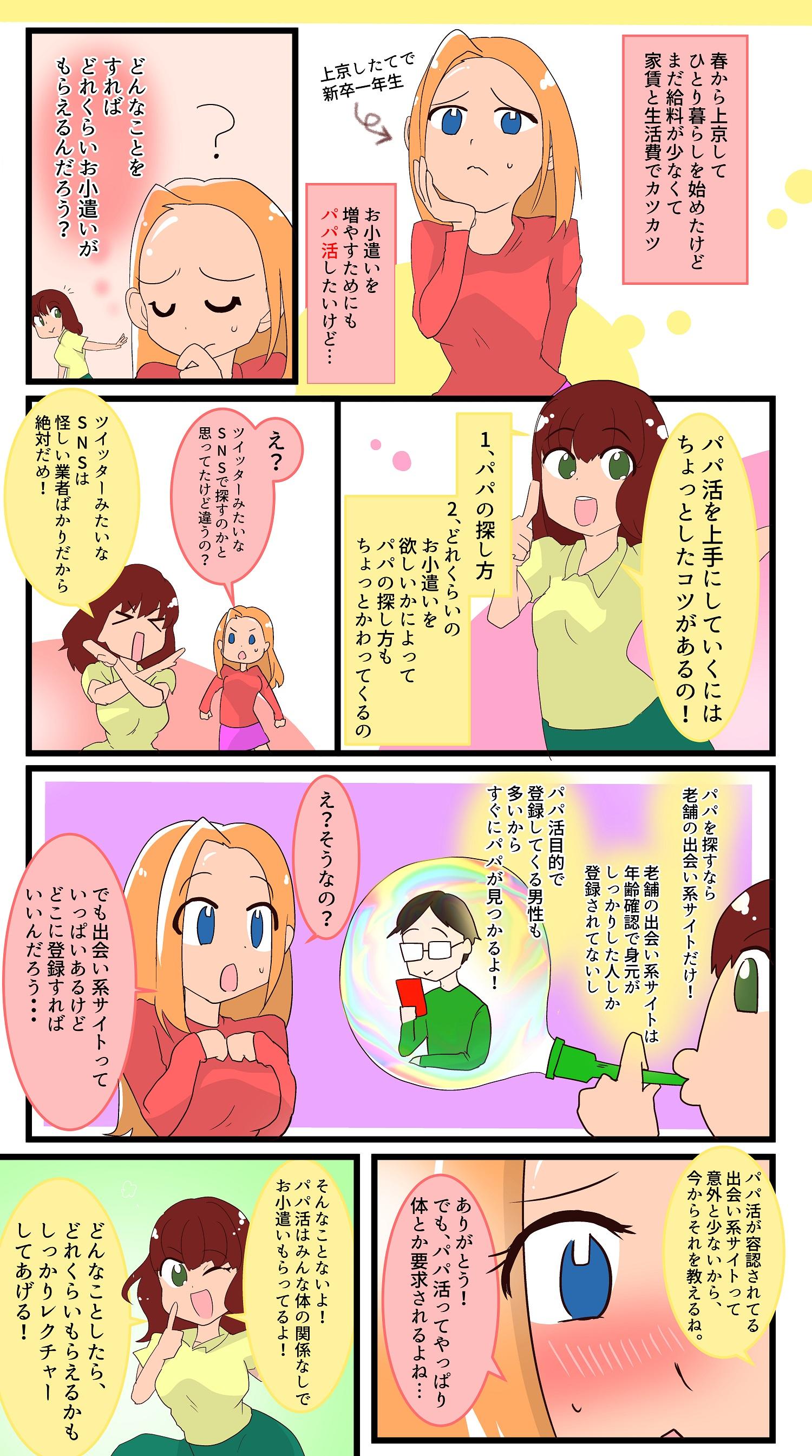 パパカツ パパ活サイトランキング!広島のパパ活女子の実態と相場、おすすめアプリをまとめました